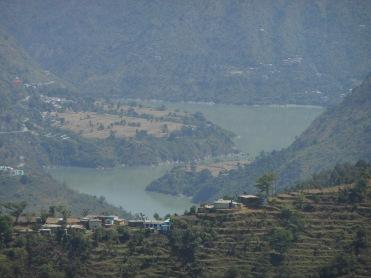 Chamera Lake 1