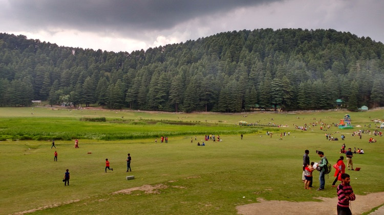 Khajjiar meadow 1