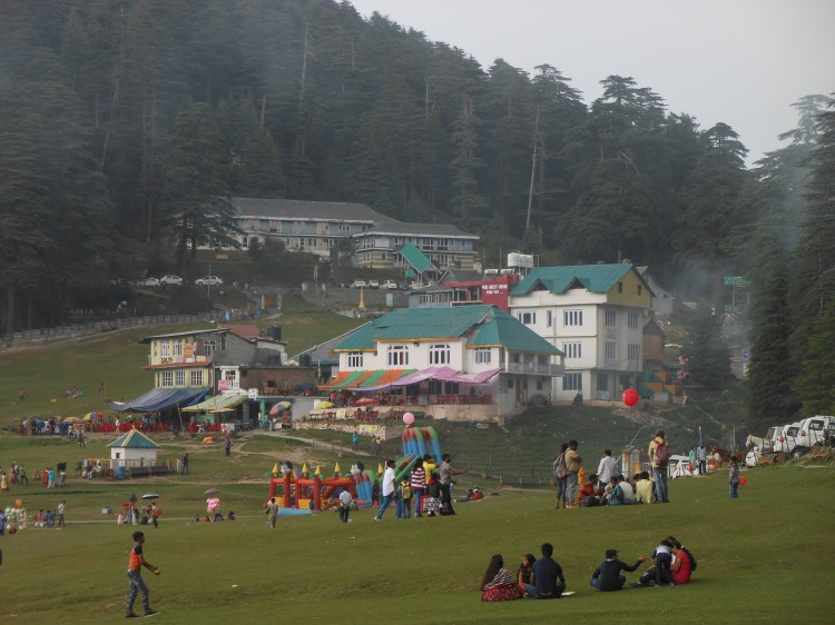 Khajjiar meadow 3