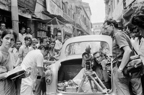 Satyajit Ray shooting.jpg