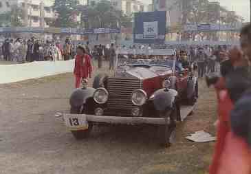 1925 or 26 Rolls Royce