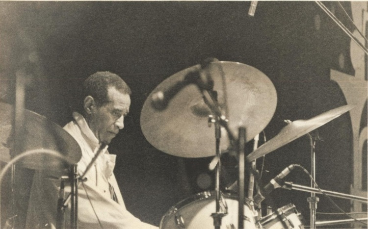 Max Roach JazzYatra Mumbai 1