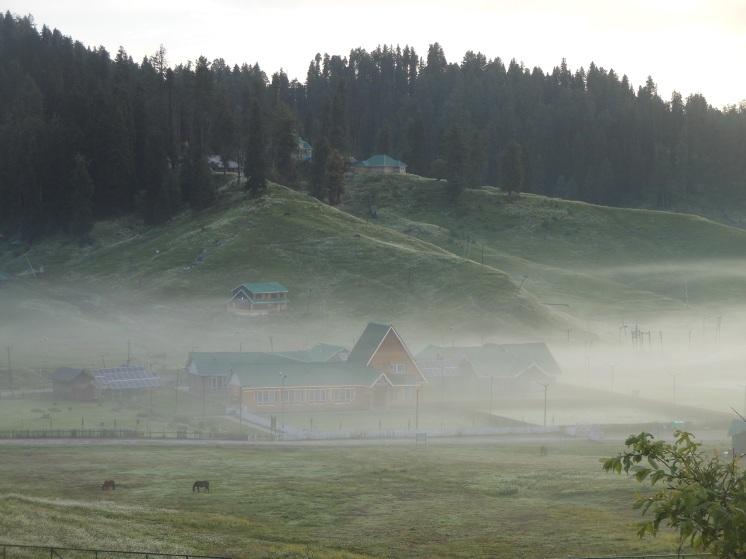 Fog in Valley 02